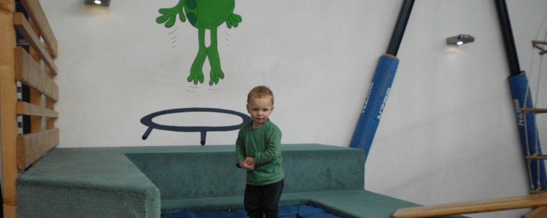 Willkommen in der betreuten Kleinkindspielgruppe des TSV Schmiden